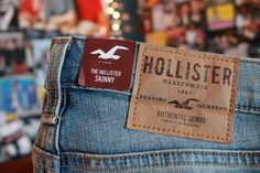Holister Jeans. ♥