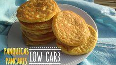As Melhores Panquecas Low Carb | The Best Low Carb Pancakes