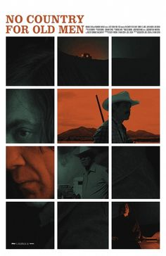 No Country for Old Men by Adam Juresko