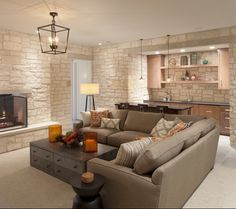 how to treat basement windows | basement family rooms, larger and