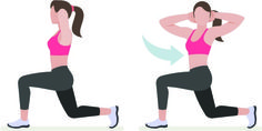 Intense Total Core MUFFIN TOP MELTER - Ladies! This Rapid Workout Destroys Belly Fat FAST - Transform Fitspo