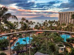 The beauty of Maui