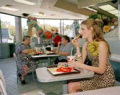 Martin Parr  Junk Space (McDonald's)  1999