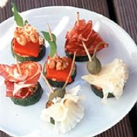 Italian Finger-Food with Zucchini