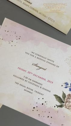 Indian Wedding DIY invitation template for your minimalist DIY wedding with invitations wedding simple, invitations wedding rustic