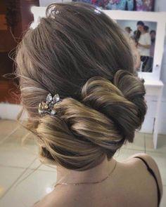 Ideas de peinados - recogidos para una ocasión especial... Inspírate...