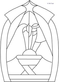 biblical christmas templates motifs for crafts - Google Search