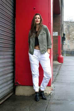 Model Off Duty: Dianna D'Amore | Hey Gorgeous!