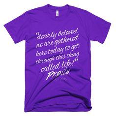 """""""Beloved Prince"""" Unisex/Men's Tee"""