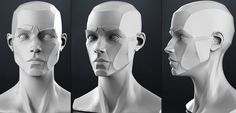 Download Planes of the head - Female free 3D model or browse 14139 similar Planes of 3D models. Available in max, obj, fbx, 3ds and other formats. Browse 140000+ 3D Models on CGTrader.