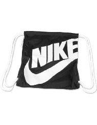 Nike Heritage Gymsack Ba3329-11 Herren Sack Schwarz