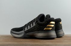 the best attitude 2ab03 564d3 Adidas Harden Vol.1 Black Gold BW0545 Basketball Men Footwear for Sale8  Adidas Release,