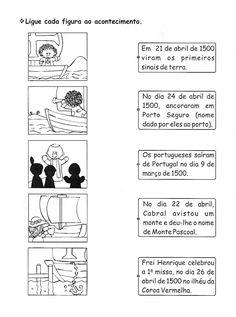 HISTÓRIA DESCOBRIMENTO DO BRASIL ATIVIDADES E DESENHOS PARA IMPRIMIR     Descobrimento do Brasil - Barco caravela colorir       História do...