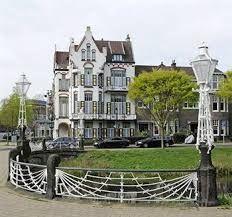 Nostalgie in het centrum Leiden, Rotterdam, Centraal Station, Netherlands, Places Ive Been, Dutch, Gothic, Art Deco, Traveling