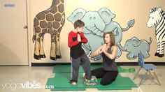 Chrys Kub, BalancedBody Yoga Therapy at Touchstone Therapy, Charlotte, NC - This is a class designed for children who have spasticity and/or stiffness in the. Cerebral Palsy Activities, Occupational Therapy Activities, Pediatric Physical Therapy, Physical Therapist, Yoga For Kids, Exercise For Kids, Movement Activities, Activities For Kids, Class Design