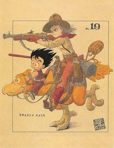 +50 Imágenes curiosas, especial Dragon Ball