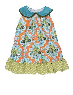 Persnickety *SWEET PEA* Isabelle Dress