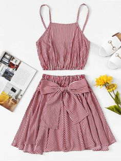 Cute Casual Outfits, Cute Summer Outfits, Girly Outfits, Pretty Outfits, Dress Outfits, Teen Fashion Outfits, Mode Outfits, Cute Fashion, Outfits For Teens