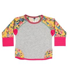 Product Oishi-m Hello Crew JumperProduct code Childrens Gifts, Baby Kids Clothes, Cool Kids, Cute Babies, Kids Outfits, Crop Tops, Sweatshirts, Sweaters, How To Wear