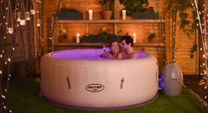 The Bestway Lay-Z-Spa Paris Inflatable Hot Tub from Bestway. The latest Lay-Z-Spa Paris model for Buy Now. Pool Spa, Spa Tub, Lazy Spa, Intex Whirlpool, Whirlpool Bathtub, Inflatable Hot Tub Reviews, Deco Spa, Hot Tub Room, Hot Tub Garden
