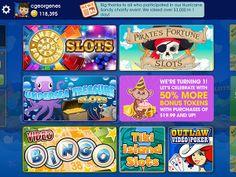 GSN Casino by Chris Georgenes, via Behance