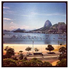 Rio de Janeiro, beleza por todos os lados...