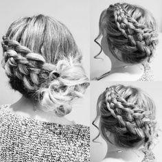 20 Beste Side Side Bun Frisyrer For Langt Hår - Beste Frisyrer Saris, Side Bun Hairstyles, Trends, Braided Updo, Lehenga Choli, Updos, Bobby Pins, Dreadlocks, Coiffure Chignon