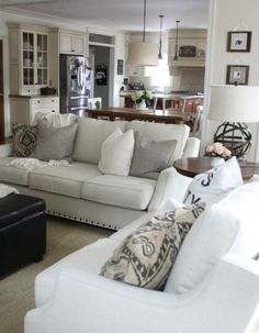 Family Room Reveal   Love of Home
