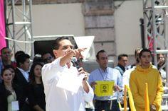 En su calidad de consejero nacional y fundador del partido, Silvano Aureoles aseguró que el cambio que México necesita comenzará nuevamente en Michoacán y que vendrá desde el PRD – ...