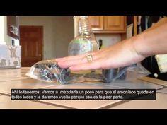 Cómo sacar la grasa de las rejillas y quemadores de la cocina