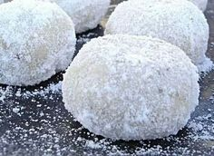 Recipe Box Mexican Wedding Cookies