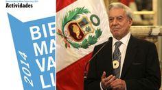 La bienal de Novela Mario Vargas Llosa 2014
