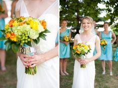 beautiful wedding flowers photographed by www.lisamathewson.com