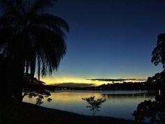 Lagoa da Pampulha. Belo Horizonte, Brasil.