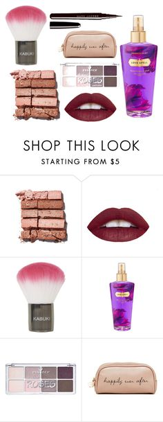 """""""isn't it beautiful?"""" by rishikanaik ❤ liked on Polyvore featuring beauty, Bobbi Brown Cosmetics, Topshop, Victoria's Secret, Deux Lux and Marc Jacobs"""