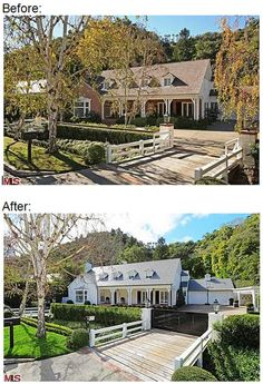 Judy Garland's 5,513 square foot home is remodeled and put on the market.