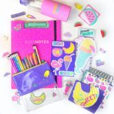 Made For Retail Brand Cute Stationary and Products Prize Pack Giveaway  Open to: United States Ending on: 04/15/2018 Enter for a chance to win a prize pack filled with Made For Retail Cute Stationary and products. Youll have a chance to win one of everything in the photo. This is the company that makes the products found in the Target Dollar Spot. Enter this Giveaway at []  Enter the Made For Retail Brand Cute Stationary and Products Prize Pack Giveaway on Giveaway Promote.