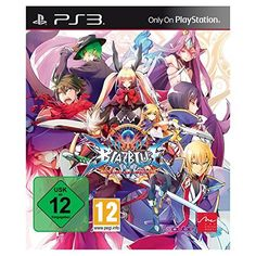 BlazBlue Central Fiction PS3 -- Read more  at the image link. Note:It is Affiliate Link to Amazon.