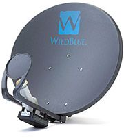 Rural Life: WildBlue, part of the Exede internet service, offers high-speed internet to rural communities (virtually every home and small business in the contiguous U.S.) via satellite; no need for cable or phone lines.