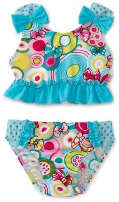 Floatimini Baby-Girls Infant Lollybow Tankini « Clothing Impulse