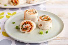 Carrot Pinwheels Recipe - Kraft Recipes