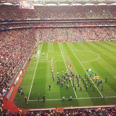 All-Ireland Hurling Final 2013, Croke Park, Dublin. Cork v Clare.