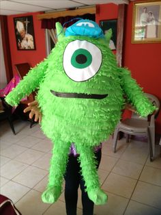 Monsters University Piñata