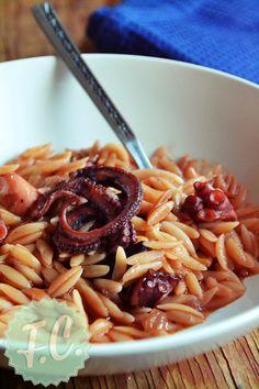 Συνταγή Χταπόδι Γιουβέτσι - Συνταγές μαγειρικής , συνταγές με γλυκά και εύκολες συνταγές από το Funky Cook