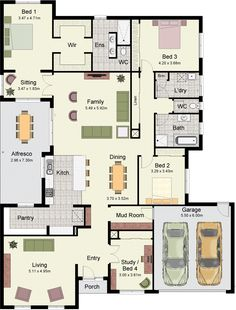 Sample house plans south africa