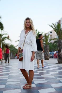 Holiday diary, that Chloe dress and girl talk