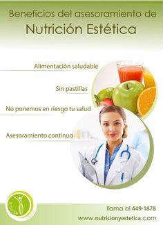 Beneficios del asesoramiento de Nutrición Estética Nutrition Pyramid, Creative Design, Logo Design, Motivation, Health, Brochures, Painting, Dietitian, Health And Nutrition