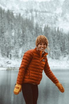 Camping Outfits, Womens Hiking Outfits, Mode Plein Air, Fall Outfits, Casual Outfits, Outfit Winter, Outfit Summer, Girly Outfits, Winter Snow Outfits