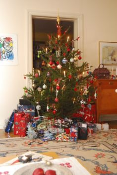 Christmas tree, 2009.