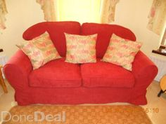 Two seater couch Two Seater Couch, Love Seat, Living Room, Furniture, Home Decor, Decoration Home, Room Decor, Home Living Room, Home Furnishings